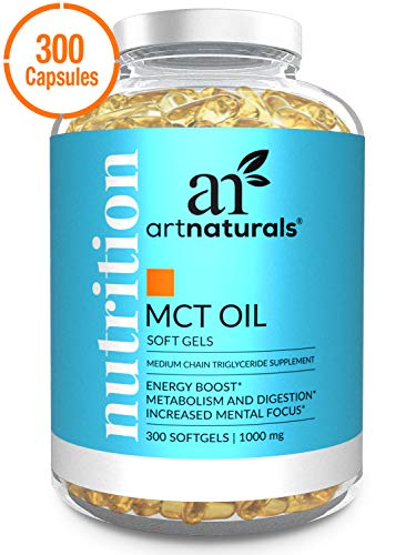 ArtNaturals Softgels Capsules Count 1000mg
