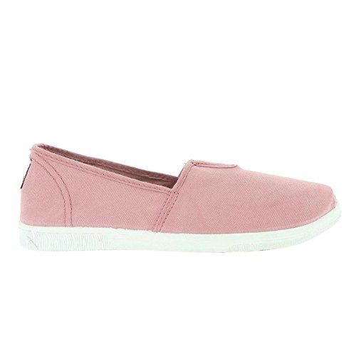 Rosa Natural Damen Natural Pink World World Damen Sneaker w70UqE