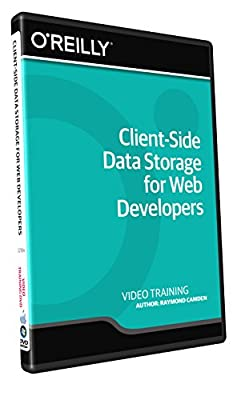 Client-Side Data Storage for Web Developers - Training DVD