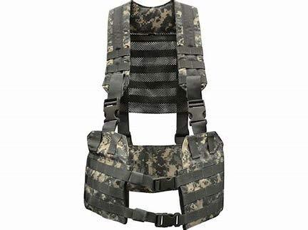 Lbe Harness - LBE Tactical H Harness ACU London Bridge