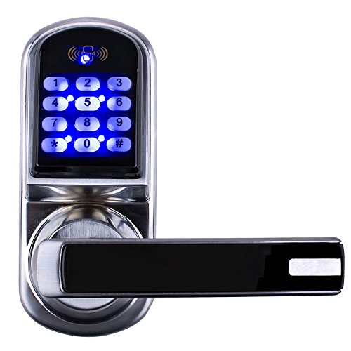 Ardwolf Cj8015 Electronic Keyless Keypad Door Lock Key