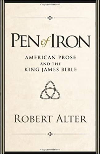 Amazon com: Pen of Iron: American Prose and the King James