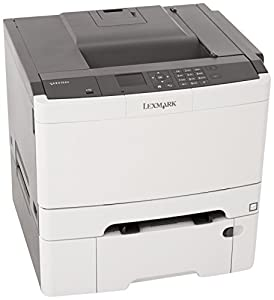 Lexmark CS410dtn Color Laser Printer With 550 Sheet Tray Network Ready Duplex Printing And Professional Features
