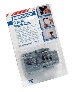 Sheetrock Drywall Repair Clips