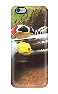 1800955K22349470 Forever Collectibles Suzuki Motocross Bike Race Hard Snap-on Iphone 6 Plus Case