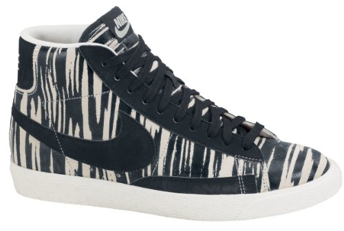 Suede Blazer Nike Nero 100 420 Mid Wmns nvT8Ox4T