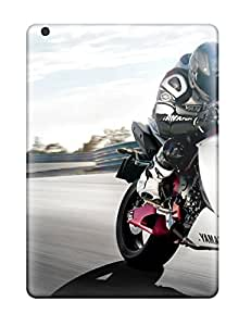 New Style Defender Case For Ipad Air, Yamaha Bike Ride Pattern 1472391K47723045