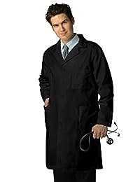 """ADAR UNIFORMS Adar Universal Mens 39"""" Labcoat with Inner Pockets"""