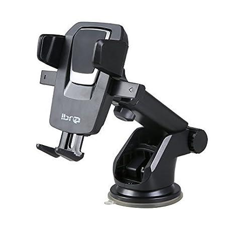 Soporte de móvil para coche, de IBRA, para rejilla de ventilación: Amazon.es: Electrónica