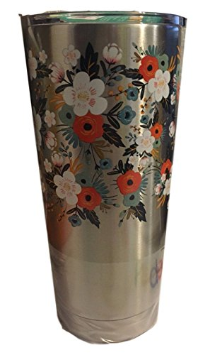 The Pioneer Woman Stainless Steel Tumbler 20 oz Many Colors Hot Cold Insulated 18 hours