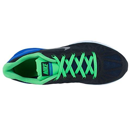 Bambini 6 Nero nero – Nike Lunarglide Unisex blu 4IqOOZ