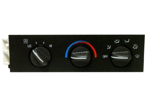 ACDelco 15-73570 GM Original Equipment Heater Control Assembly (Control Temperature Assembly)