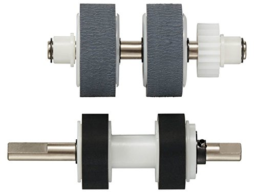 Exchange Roller Kit for Kvs1046c/Kvs1065c (2x Double Feed Prevention Roller, 1 X Panasonic KV-SS058