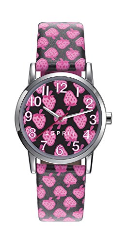 Esprit Watch TP90650 Black Strawberries-ES906504007