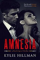 Amnesia (Centrifuge Duet Book 1)