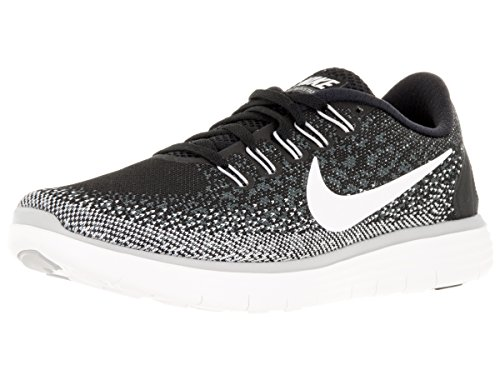 Nike Kw Free Rn Distance Black / White / Dark Grey / Wlf Gre