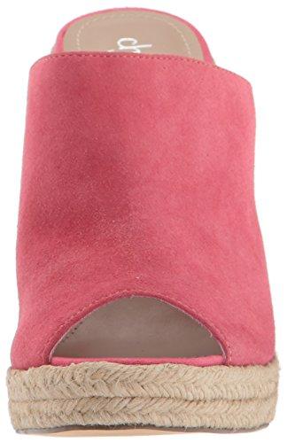 Charles Av Charles David Womens Balen Wedge Sandal Rosa