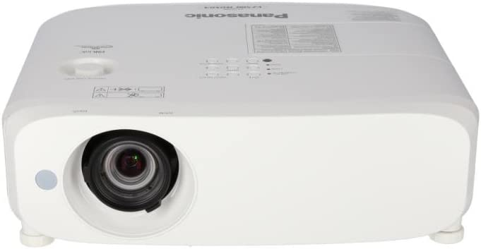 Panasonic PT-VZ580 Video - Proyector (5000 lúmenes ANSI, LCD ...