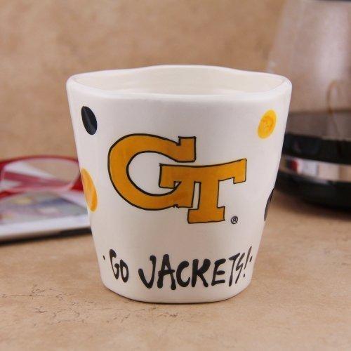 Georgia Tech Yellowjackets Wobbly Mug ()