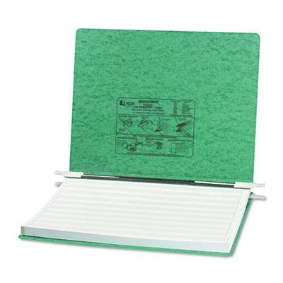 Acco - 3 Pack - Pressboard Hanging Data Binder 14-7/8 X 11 Unburst Sheets Light Green ''Product Category: Binders & Binding Systems/Binders''
