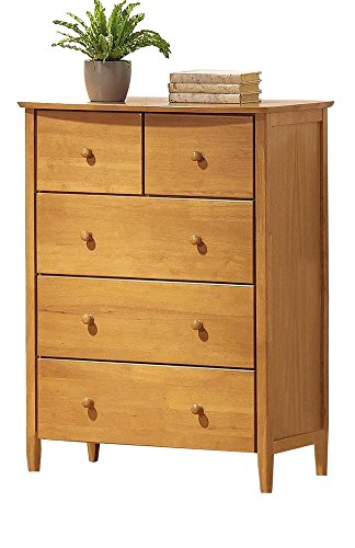 ACME 08947 San Marino Chest, Maple Finish ()