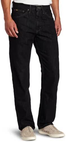 Lee Men's Regular Fit Straight Leg Jean, Rex, 38W x 34L