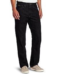 Lee Mens Colored Regular Fit Straight Leg Jeans