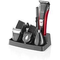 Saachi NL-TM-1354 7 in 1 Hair Care Set, Red