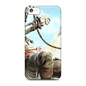 Hot Edward Kenway In Assassin's Creed 4 First Grade Phone Cases For Iphone 5c Cases Covers