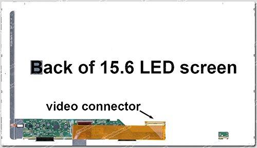 New Pavilion dv6-1361sb Laptop Screen 15.6 LED Bottom Left WXGA HD 1366x768