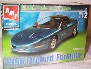 Pontiac Firebird 1996 Formula Model Kit by Pontiac