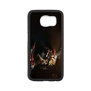 Samsung Galaxy S6 Cell Phone Case White Defense Of The Ancients Dota 2 HUSKAR 004 LWY3526595KSL