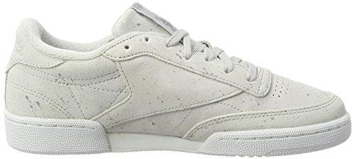 Reebok Herren Club C 85 Ss Gymnastikschuhe Grau (Skull Grey/flat Grey/white)