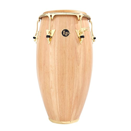 Lp 11'' Classic Quinto Natural W/ Gold Comf Crv Rm by Latin Percussion (Image #1)