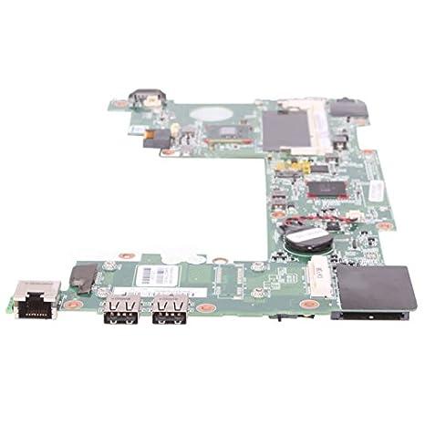 Placa base portátil con CPU N455 SLBX9 para HP 627756-001 INTEL MINI210 Verde: Amazon.es: Electrónica