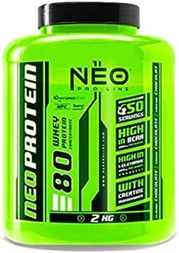 NEO PROTEIN 80 VAINILLA COOKIES 2 Kg - Suplementos Alimentación y Suplementos Deportivos - NEO PRO-LINE