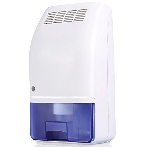 Dehumidifier 700ml Ultra Quiet Portable Mini Dehumidifier Home Office Damp...