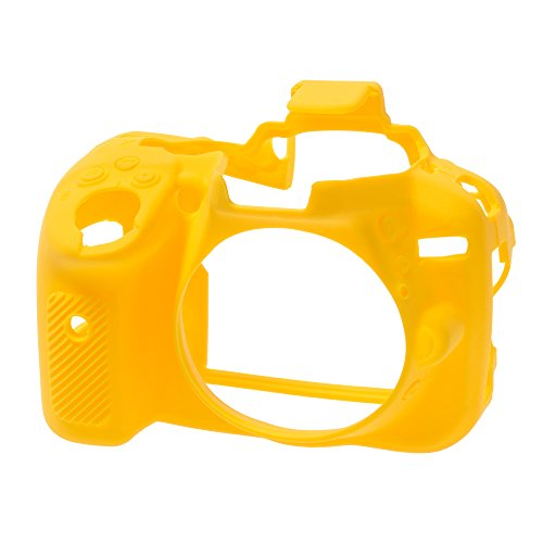 easyCover ECND5300Y easyCover Camera Case for Nikon D5300 (Yellow)