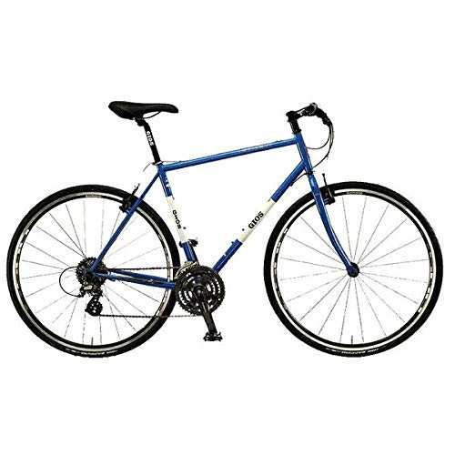 GIOS(ジオス) クロスバイク MISTRAL CHOROMOLY GIOS-BLUE 520mm 2019年モデル B07JWK1NW4