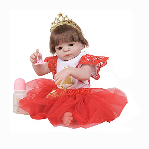 Birdfly Type:5300 Reborn Toddler Smile Baby Doll Sit Lovely Girl Silicone Lifelike Toy 3-7 Days Arrive Ship by DHL for $<!--$99.99-->