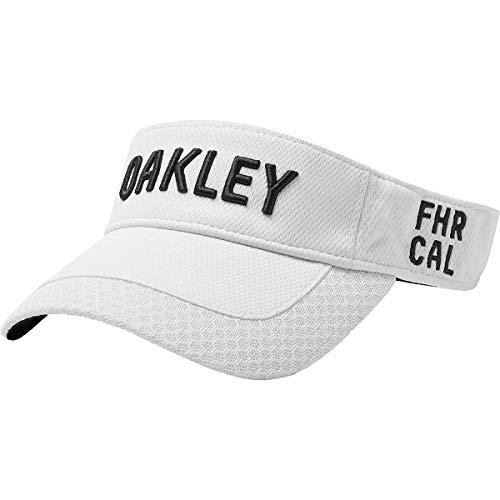 Oakley Men's BG Mesh Visor Visors,One Size,White