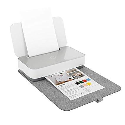 HP Tango X - Impresora multifunció n digital (imprime, copia y escanea desde tu mó vil, Instant Ink Ready, con funda), color blanco copia y escanea desde tu móvil 3DP65B