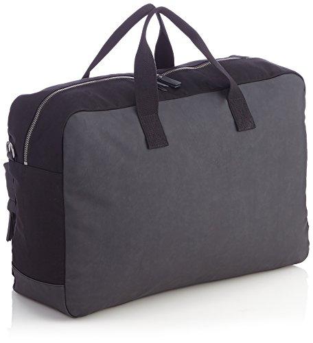 Calvin Klein Jeans, Borsa sportiva, Nero (Black), 45 cm