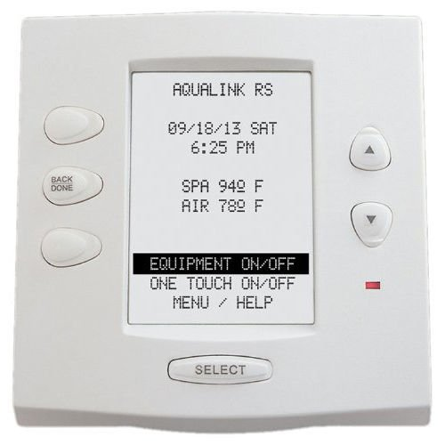 Jandy Zodiac 7953 AquaLink RS OneTouch Control Panel by Zodiac