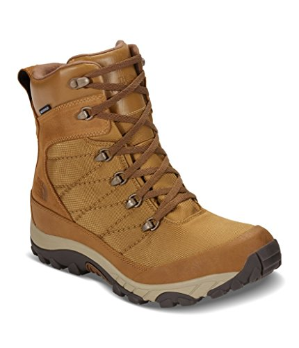 The North Face Mens Chilkat Nylon Boot - Bone Brown/Tagumi Brown - (Nylon Snow Boots)