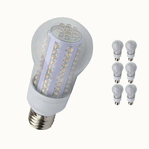 P55 LED bombilla Lumenbest E27 Base LED Epistar LED 240 V 90 9090 120 Degree blasonador altos lúmenes 5 W blanco cálido sustituir 50 W halógena de 6 ...
