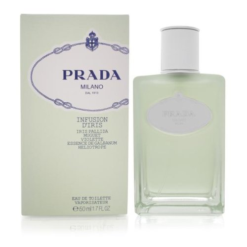 Prada Prada Infusion D'Iris Eau De Toilette Spray for Women, 1.7 - Prada Prada