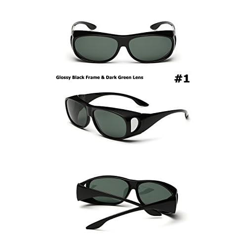 9f5ec95252 Aprigy Gafas de sol polarizadas para hombre, lentes de conducción, pesca, para  gafas