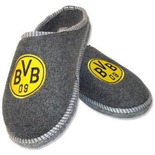 BVB Filzpantoffeln - 36