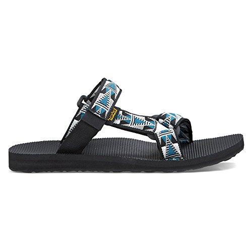 Teva Men's Universal Sandal Mosaic Black/blue cheap sale comfortable with credit card under 50 dollars bHgepov